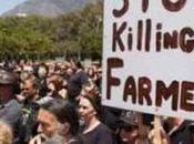 familles fermiers blancs sud-africains réfugient Russie