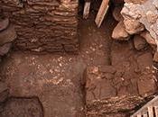 ancien temple découvert dans pyramide endommagée tremblement terre Mexique