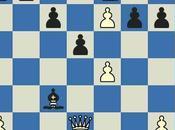 Échecs Bluebaum mate coups avec blancs