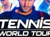 avis Tennis World Tour suite spirituelle Spin