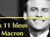 584ème semaine politique: bleus Macron qu'il faudrait cacher