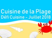 Défi juillet recettes.de cuisine plage