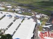 Farnborough Airshow première journée génère près milliards d'euros