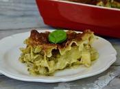 Lasagnes d'été légumes pesto