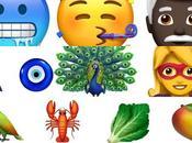 nouveaux Emojis iPhone