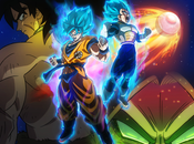 design antagonistes film Dragon Ball Super: Broly dévoilé