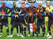Foot-France sélection l'Union Africaine