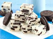 Recette fudge oreo chocolat avec thermomix