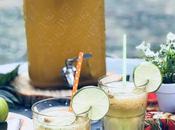 Panakon cocktail mauricien sans alcool goût fruits frais cardamome {présenté France