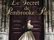 secret Pembrooke Park, Julie Klassen
