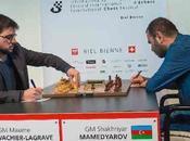 Échecs Bienne Mamedyarov face Carlsen