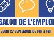 Salon l'emploi CJE/CODEM septembre 16h)