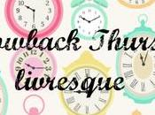 Throwback Thursday Livresque Amérique