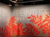 L'exposition Peintures lointains, collection musée quai Branly Jacques Chirac