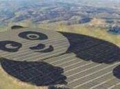 Intégration d'une centrale photovoltaïque Chine