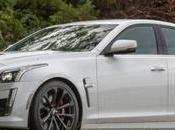 Essai Cadillac CTS-V: surprise