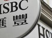 banque HSBC annonce transfert centres décision Londres Paris
