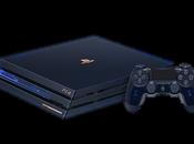 Sony nous annonce édition limitée pour fêter millions consoles vendues