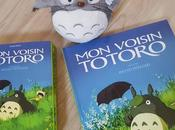 voisin Totoro L'album film l'anime Hayao Miyazaki