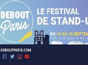 Debout Paris, 1ère édition festival stand tiendra septembre prochain