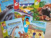 petite encyclopédie autocollants Editions Lito animaux leurs petits dinosaures, bord mer, dauphin, Engins transports