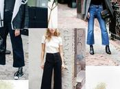 Pantalons tendances rentrée 2018