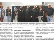 Vert Touhfat Mouthare, mention spéciale Festival livre insulaire d'Ouessant