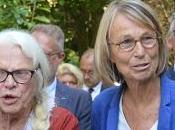 Suzanne Lipinska faite commandeur Arts Lettres Françoise Nyssen, ministre Culture