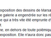 #Marsault galerie Maniak ridiculise encore
