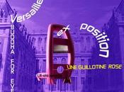 L'artiste français lili-oto répond l'artiste japonais Takashi Murakami exposition château Versailles Barbès high-tech