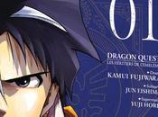 Dragon Quest Héritiers l'Emblème Tome Kamui FUJIWARA ESHIMA (Mana Books)