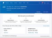 L'encaissement instantané, avec PayPal