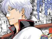 Pour conclusion, manga Gintama passe Shônen Jump Giga