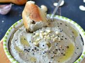 Caviar d'aubergine noix cajou