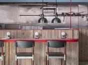 restaurant décoration sud-américaine rétro Londres
