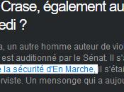 Vincent Crase, admirateur #nazisme, responsable sécurité #LREM, collaborateur #Benalla #Macron Naaaaan #Acab