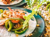 Recette Fajitas moelleuses sans gluten