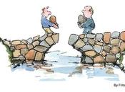 bonheur: fabriquez-vous murs ponts