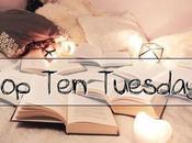 Tuesday livres comme sujet temps (voyage dans temps, flashback, etc)