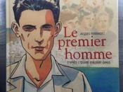 premier homme Jacques FERRANDEZ d'après l'oeuvre d'Albert CAMUS