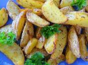 Potatoes l'huile d'olive, paprika, thym, romarin