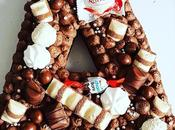 Letter Cake Tout choco
