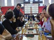 France battu Pologne l'Olympiade d'échecs