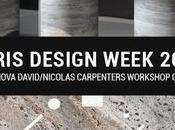 Paris Design Week 2018 Supernova david/nicolas, Carpenters Workshop Gallery