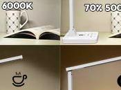 Déco lumière parfaite pour bureau