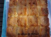 Carré moelleux pommes-caramel