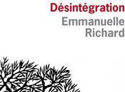 Emmanuelle Richard, littérature rien