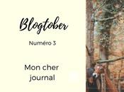 Blogtober, cher journal Sirène