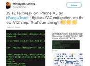 jailbreak l'iPhone réussi team PanGu