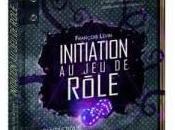 Editions présente Initiation rôle fantastique contemporain